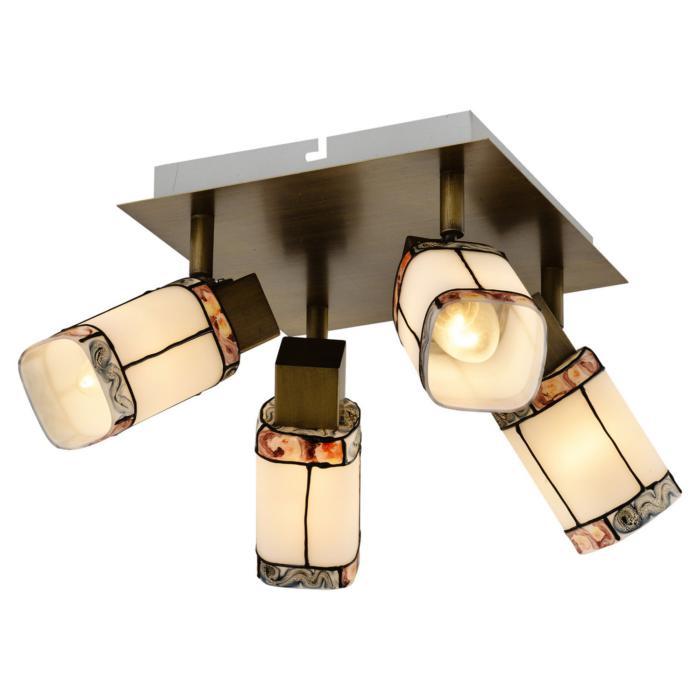 Потолочный светильник Lussole LSP-0221, бронза потолочный светильник потолочный светильник champion бронза