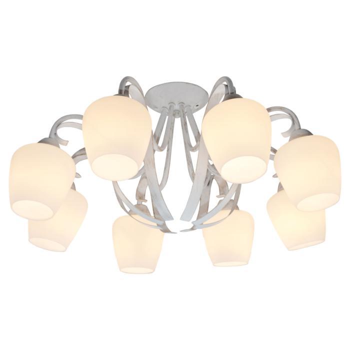 Подвесной светильник Lussole LSP-9910, белый