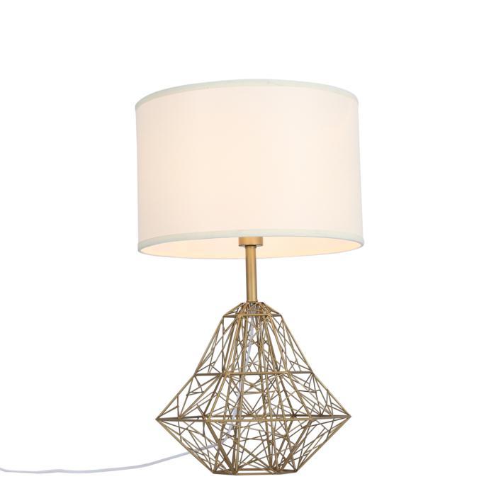 Настольный светильник St Luce SL264.204.01, золотой цены онлайн