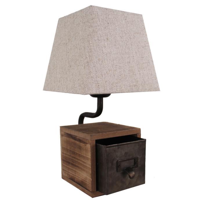 Настольный светильник Lussole LSP-0512, коричневый настольный светильник lussole lsp 0548
