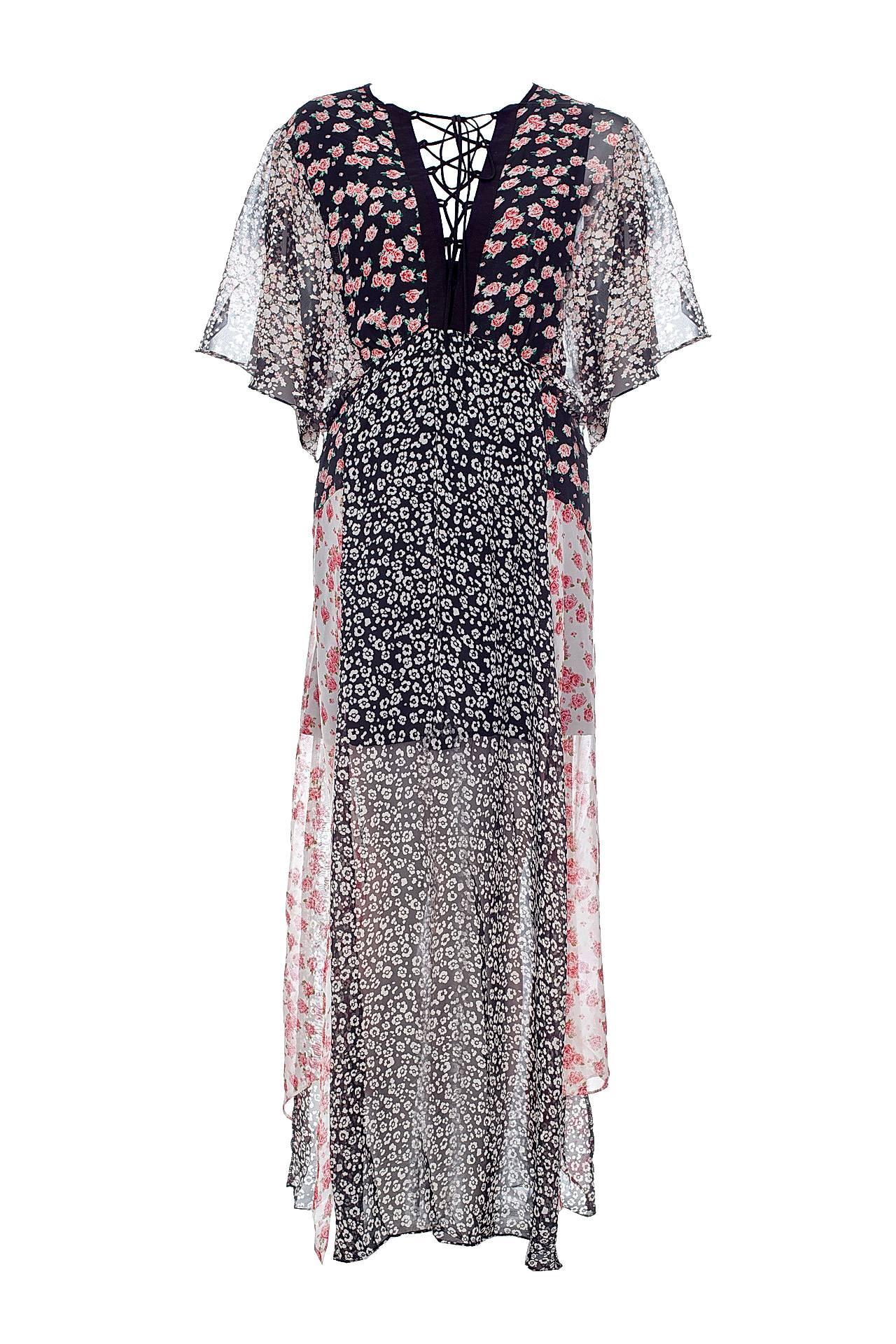Платье Brigitte Bardot невидимка для волос funny bunny розовые цветы 2 шт