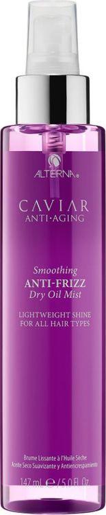 Спрей для волос Alterna Caviar Anti-Aging Omega+ Anti-Frizz Dry Oil Mist, сухой масляный, для контроля и гладкости, 150 мл крем alterna anti frizz curl defining cream 133 мл
