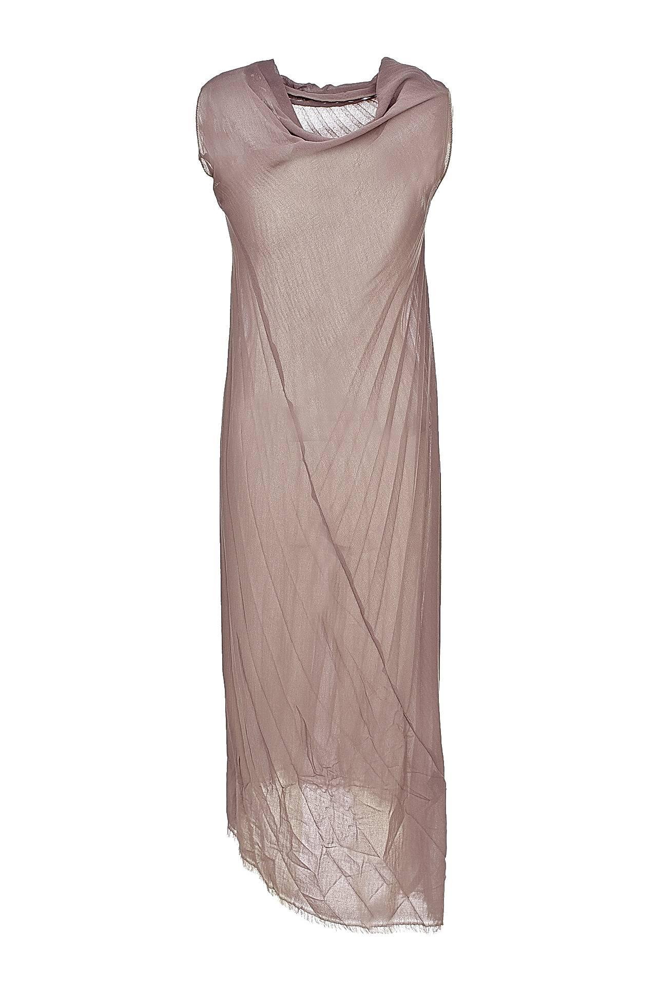 Платье NUDE