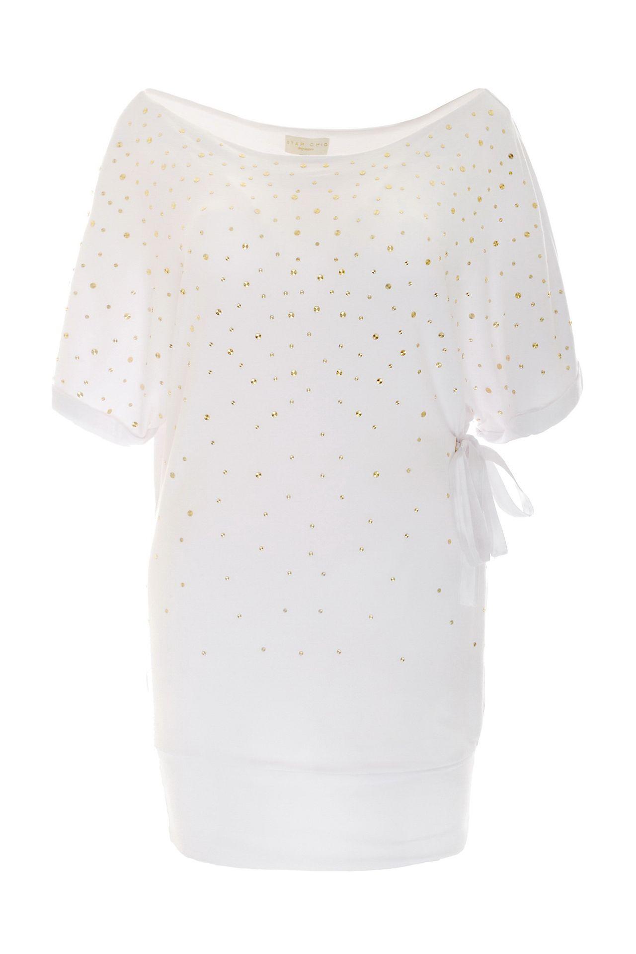 Платье STAR CHIC pair of chic style faux pearl filigree star rhinestone earrings for women