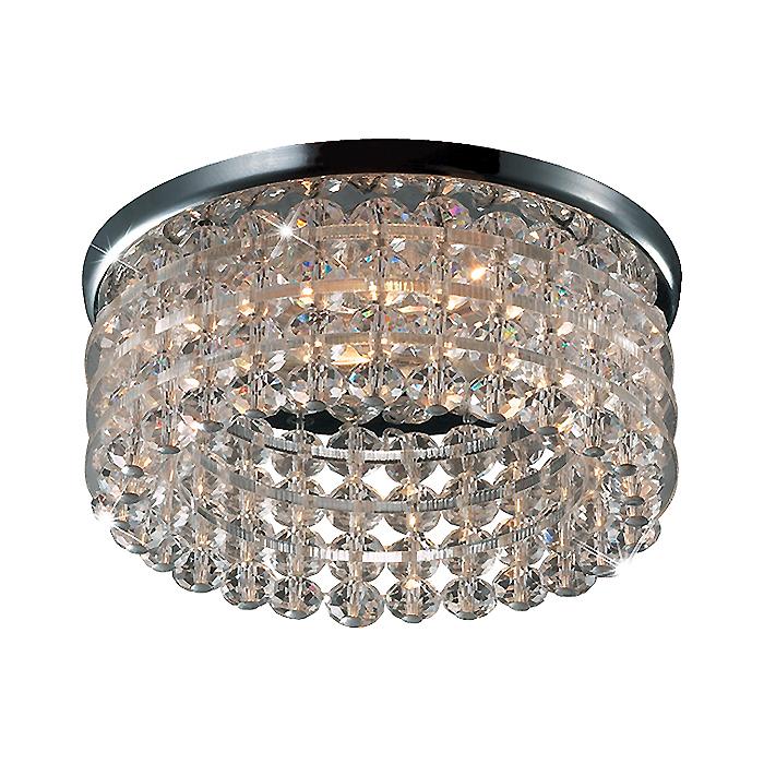 Встраиваемый светильник Novotech 369441, GX5.3, 50 Вт