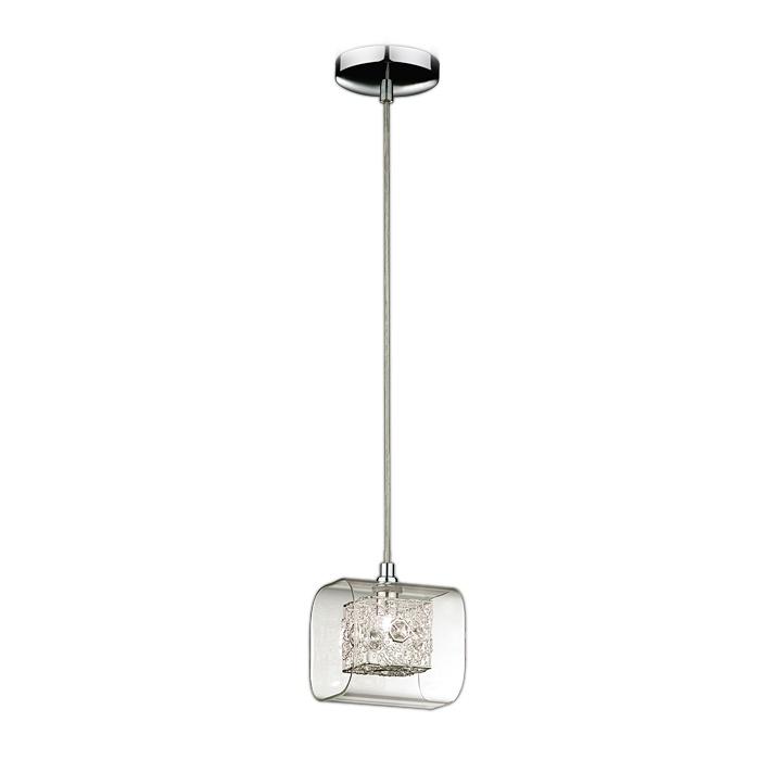 Подвесной светильник Odeon Light 2006/1, серый металлик