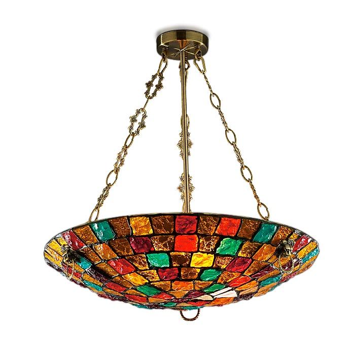 Подвесной светильник Odeon Light 2094/5C, бронза цены