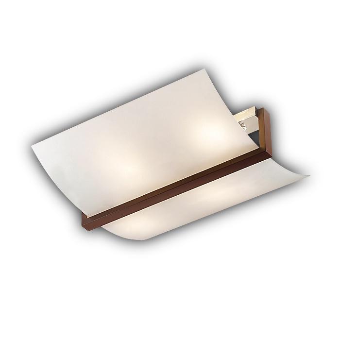 Настенно-потолочный светильник Sonex 4216, коричневый стоимость