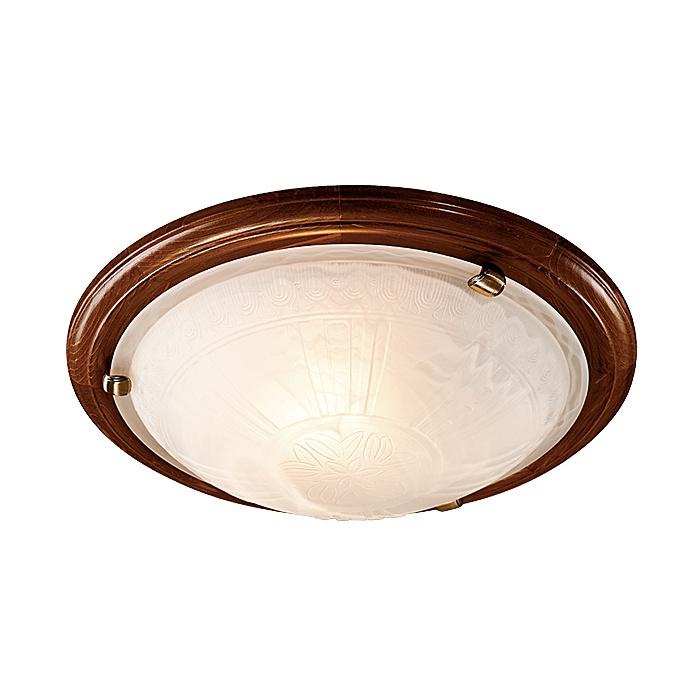 Настенно-потолочный светильник Sonex 336, бронза цена