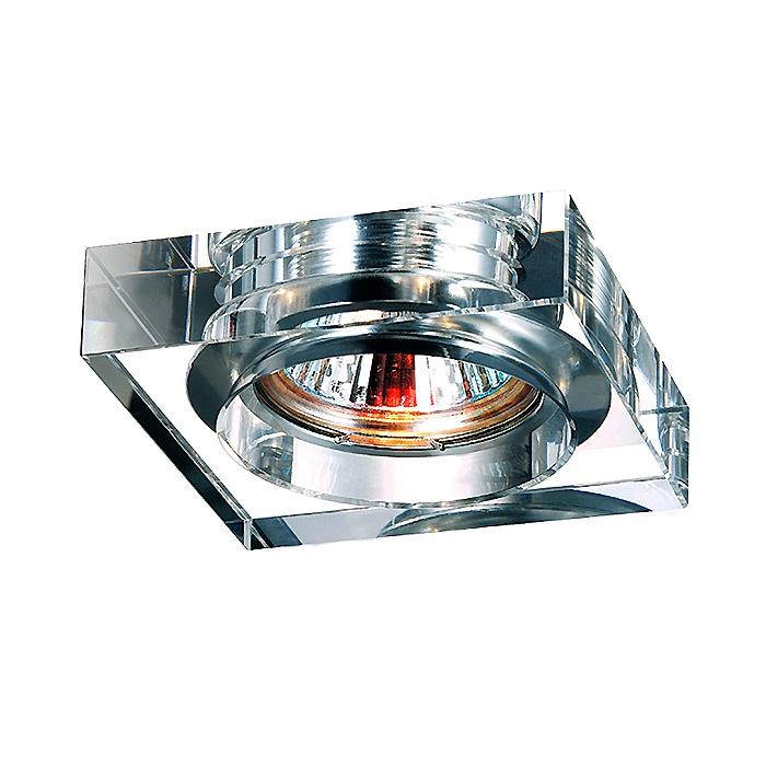 Встраиваемый светильник Novotech 369482, GX5.3, 50 Вт точечный светильник novotech 369482