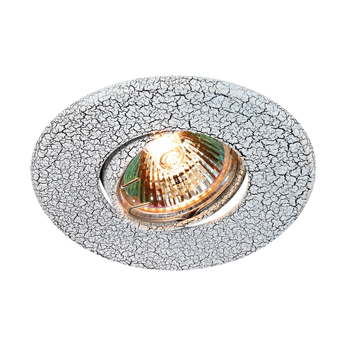 Встраиваемый светильник Novotech 369711, серый