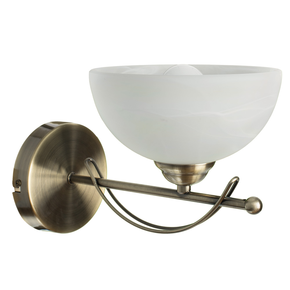 Бра Arte Lamp A8615AP-1AB, бронза