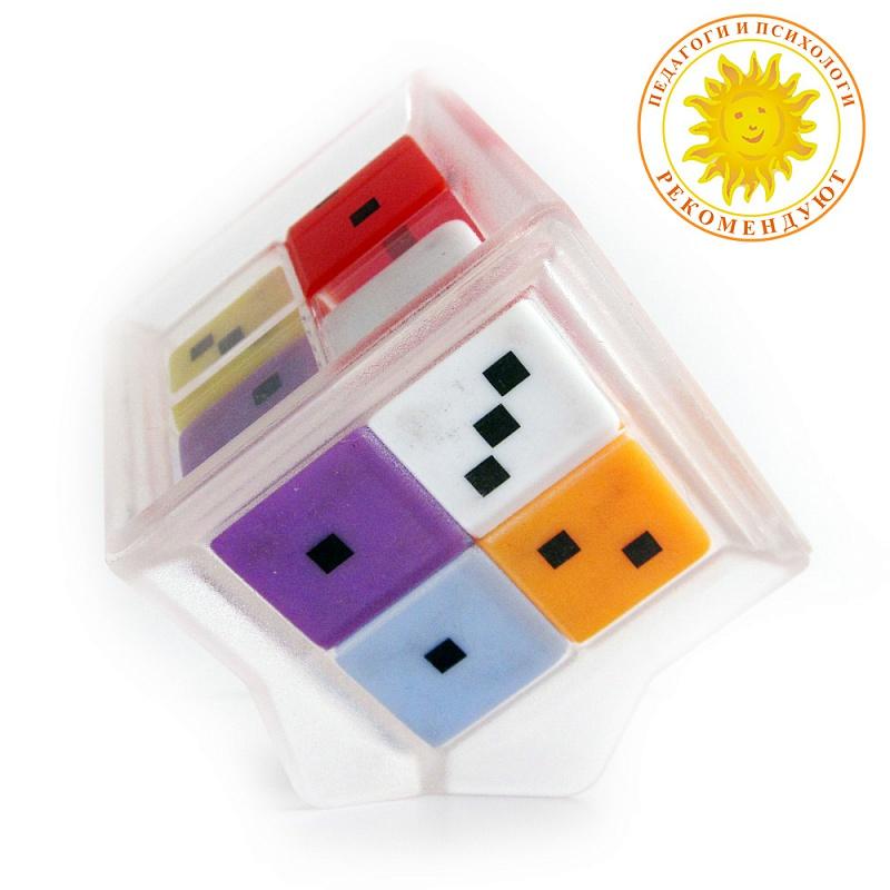 Головоломка PlayLab Счастливая Семерка (Equal 7) цена