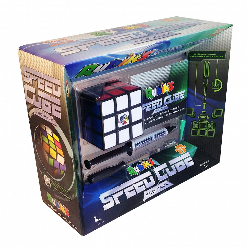 Головоломка Rubik's Скоростной кубик Рубика 3х3 (2015)