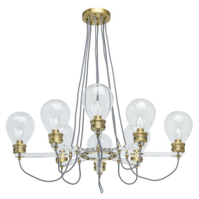 Подвесной светильник Mw Light 699010708, золотой цена
