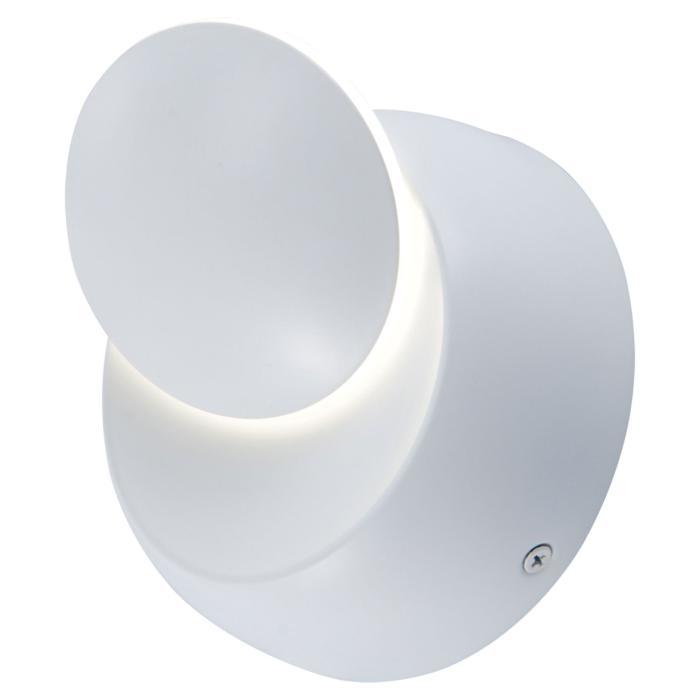 Настенный светильник Lussole LSP-8015, LED, 4 Вт настенный светильник lussole lsp 8017 черный