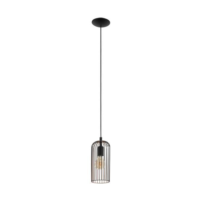 Подвесной светильник Eglo 49644, медь цена