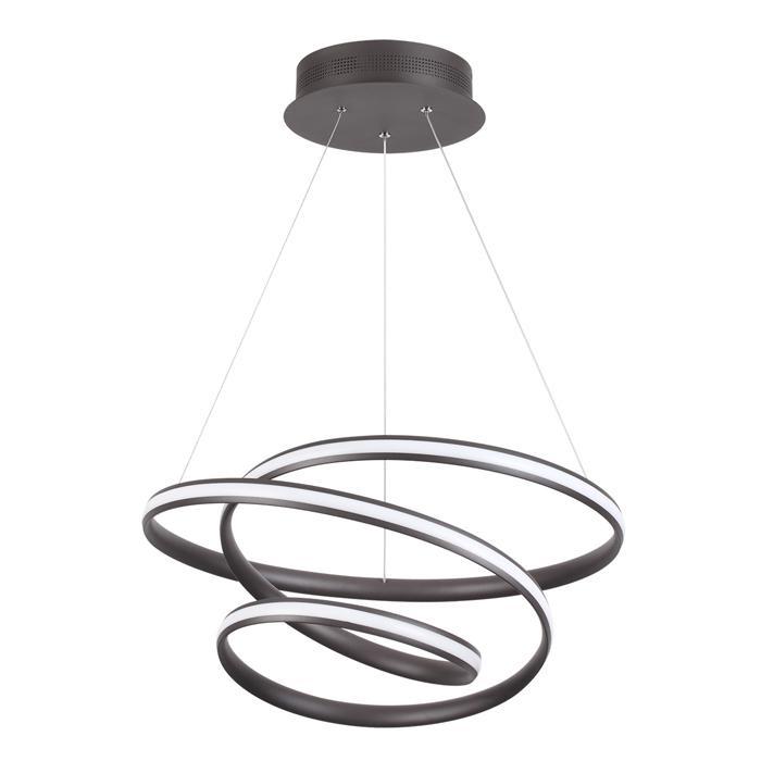 Подвесной светильник Odeon Light 3864/60L, коричневый цена