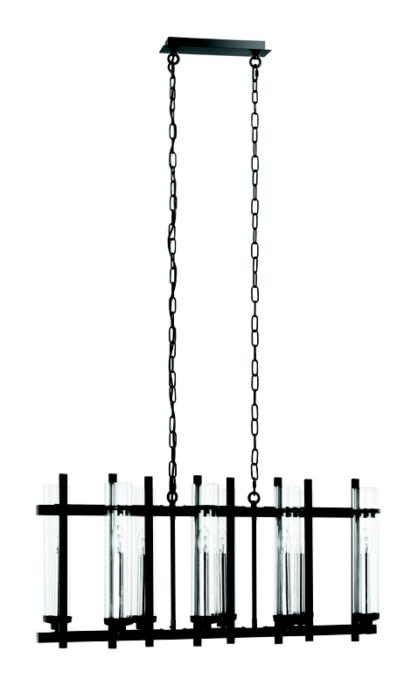 Подвесной светильник Eglo 33104, черный цена