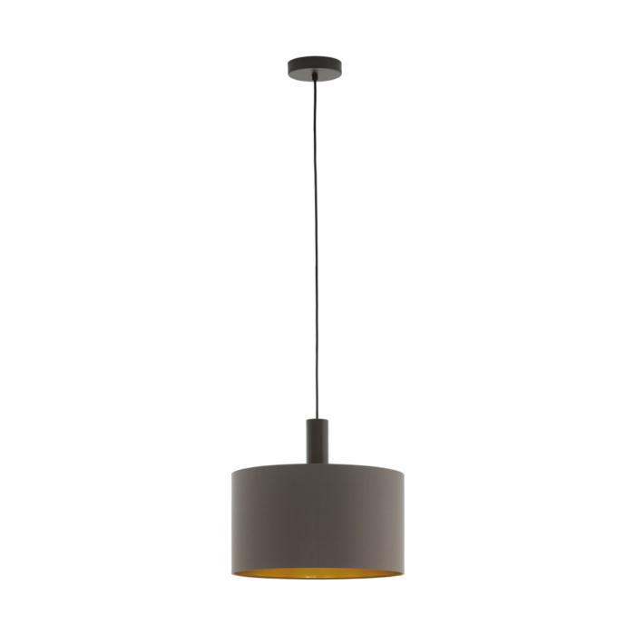 Подвесной светильник Eglo 97682, коричневый светильник подвесной eglo 92888