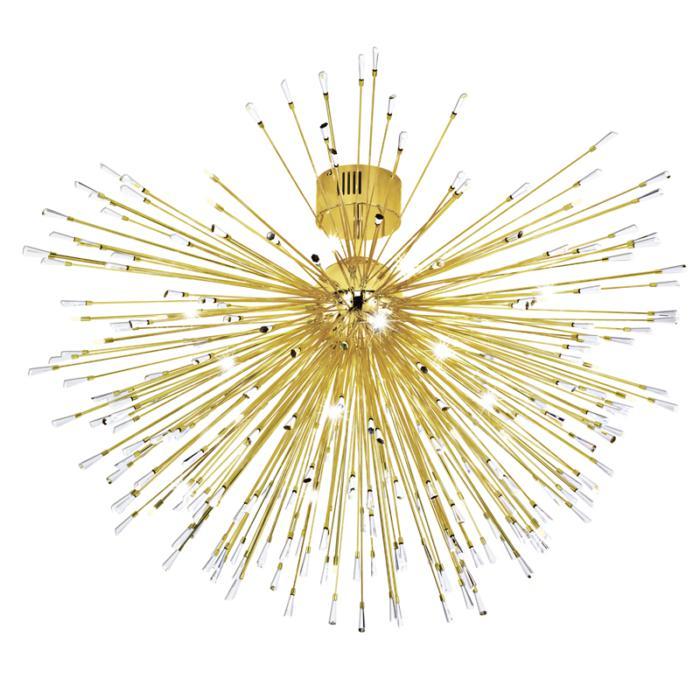 Подвесной светильник Eglo 31515, золотой цена