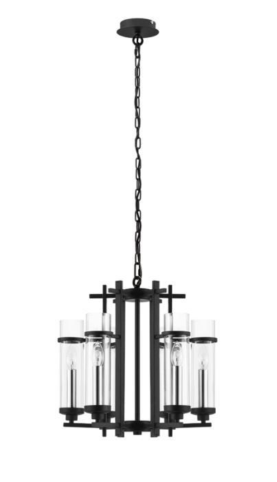 Подвесной светильник Eglo 33102, черный светильник подвесной eglo 92888