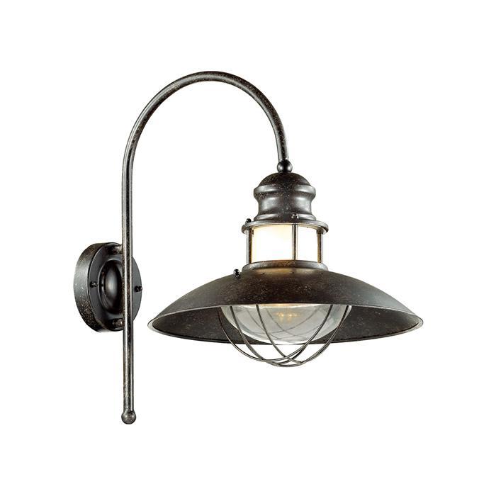 Уличный светильник Odeon Light 4164/1WA, коричневый бра 2654 1wa odeon light