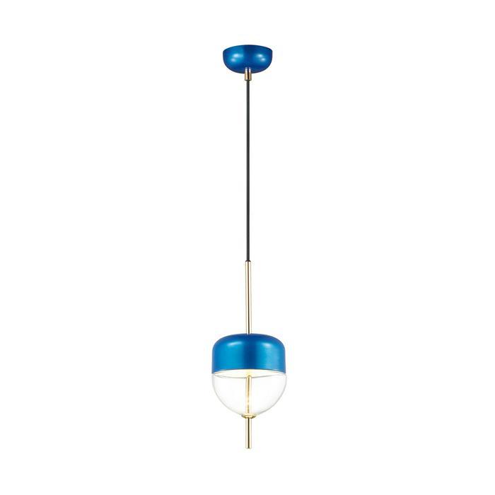 Подвесной светильник Odeon Light 4621/12L, синий