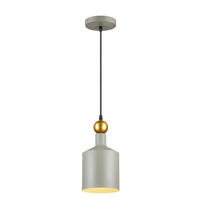 Подвесной светильник Odeon Light 4086/1, серый