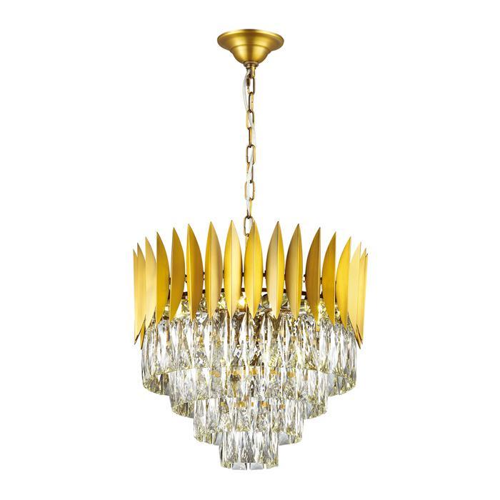 Подвесной светильник Odeon Light 4124/12, золотой