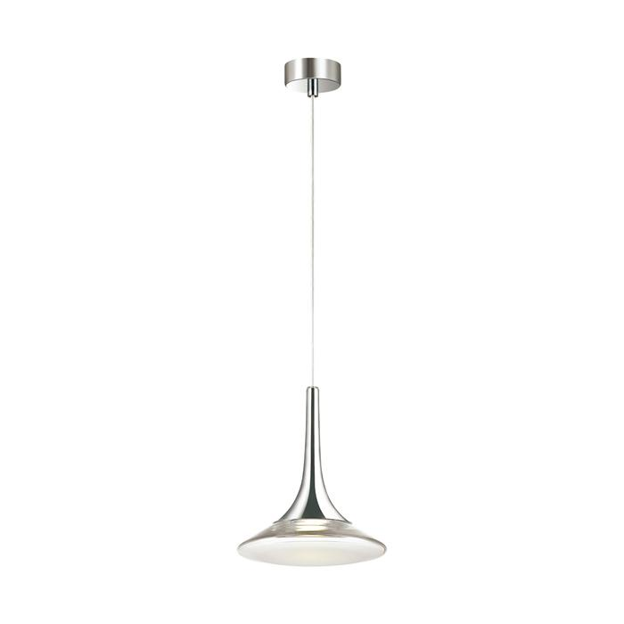 Подвесной светильник Odeon Light 4096/1, серый металлик