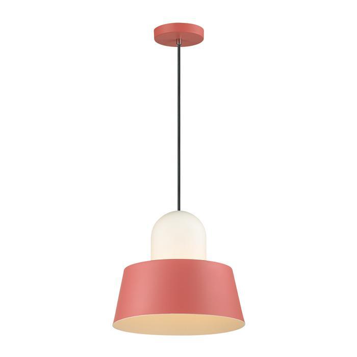 Подвесной светильник Odeon Light 4140/1, красный