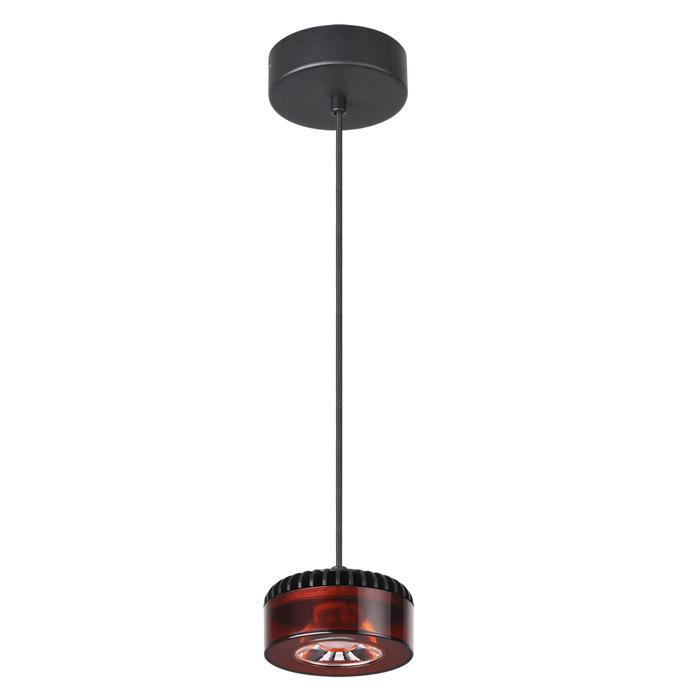 Подвесной светильник Odeon Light 3818/10L, черный