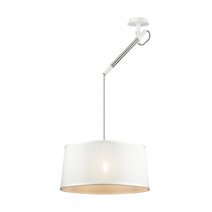 Подвесной светильник Odeon Light 4160/1, серый металлик