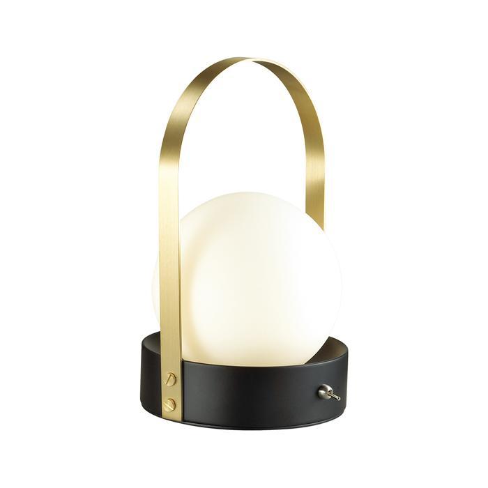 Настольный светильник Odeon Light 4076/5TL, LED, 5 Вт