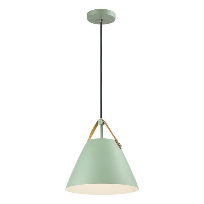 Подвесной светильник Odeon Light 4143/1, зеленый