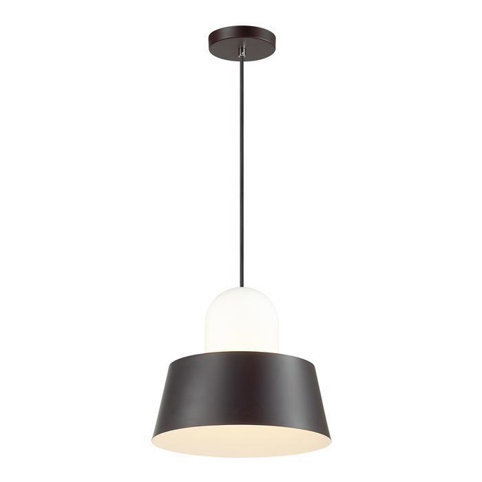 Подвесной светильник Odeon Light 4141/1, черный