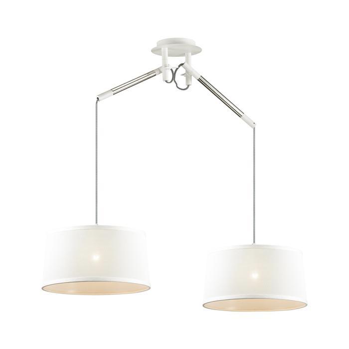 Подвесной светильник Odeon Light 4160/2, E27, 15 Вт garden toys качели 2 в1 10960
