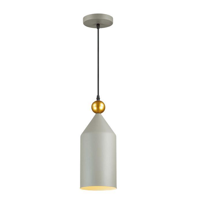 Подвесной светильник Odeon Light 4092/1, серый
