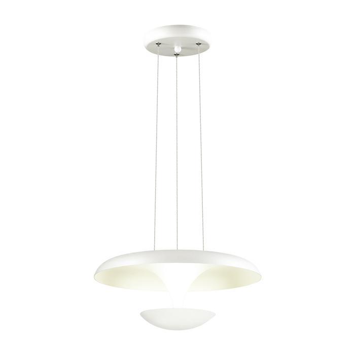 Подвесной светильник Odeon Light 4095/18L, белый