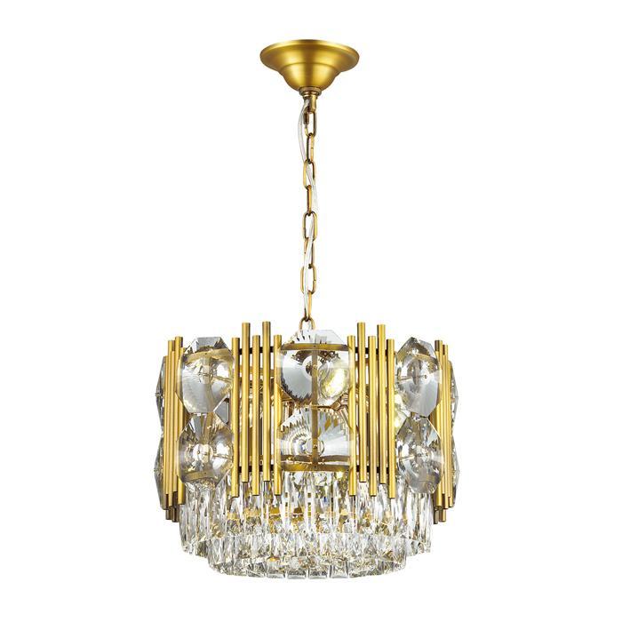 Подвесной светильник Odeon Light 4120/10, золотой