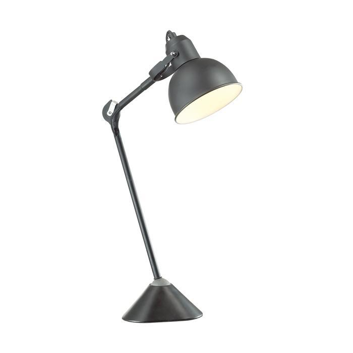 Настольный светильник Odeon Light 4125/1T, черный цена 2017