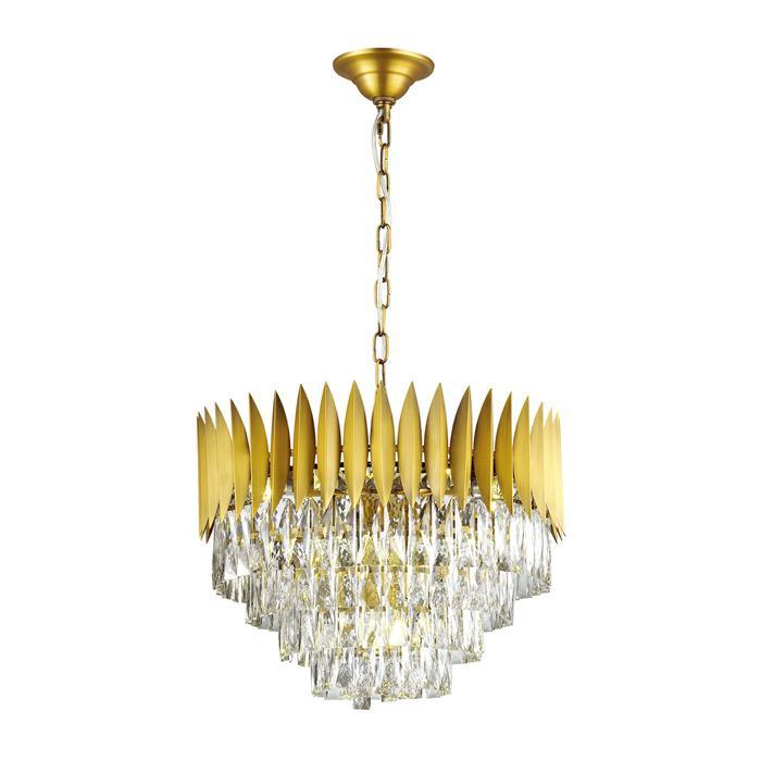 Подвесной светильник Odeon Light 4124/15, золотой