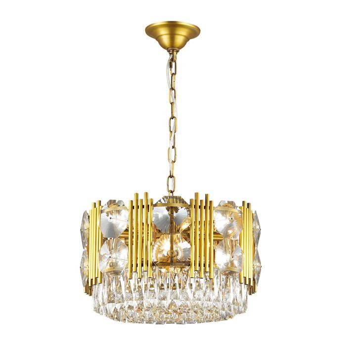 Подвесной светильник Odeon Light 4120/14, золотой
