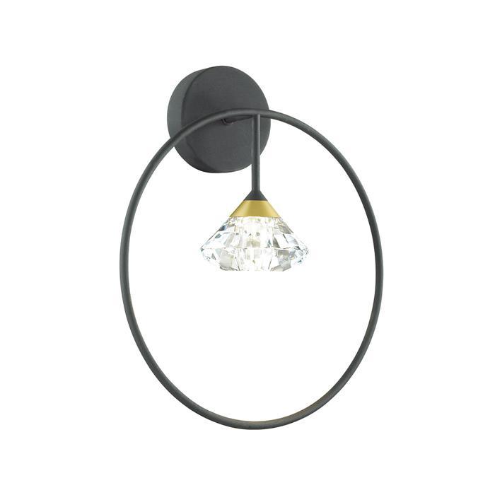 Настенный светильник Odeon Light 4100/1W, G9, 5 Вт недорого