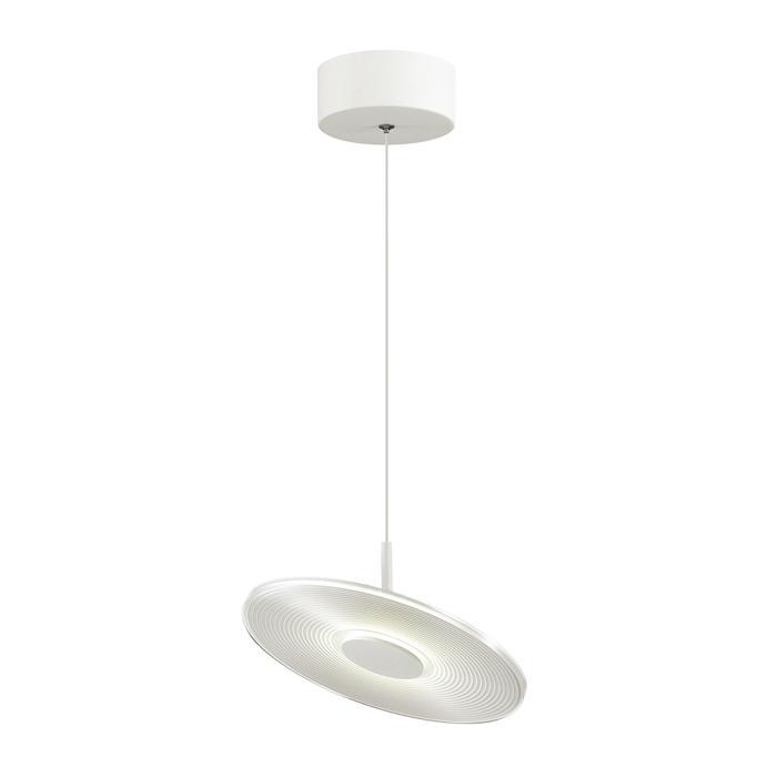 Подвесной светильник Odeon Light 4107/12L, белый