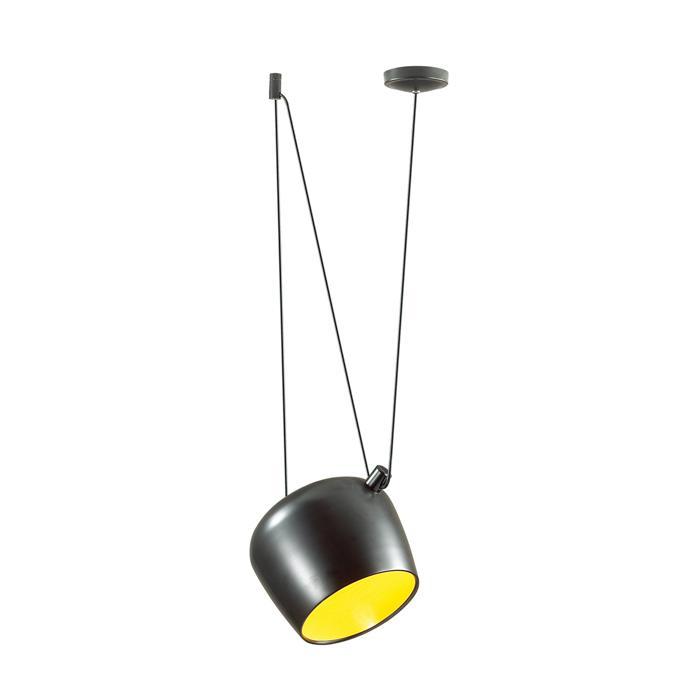 Подвесной светильник Odeon Light 4104/1, черный светильник подвесной n light лофт 129 01 36g globe