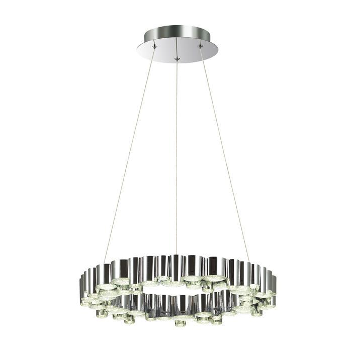 Подвесной светильник Odeon Light 4108/36L, серый металлик 4108 6 мм
