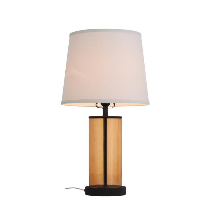 Настольный светильник St Luce SL389.404.01, коричневый