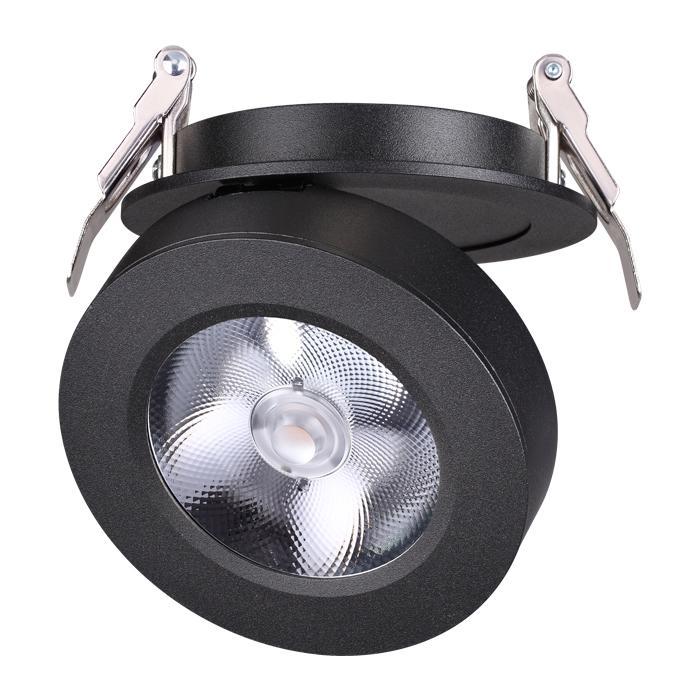 Встраиваемый светильник Novotech 357983, 12 Вт встраиваемый светодиодный светильник novotech groda 357983